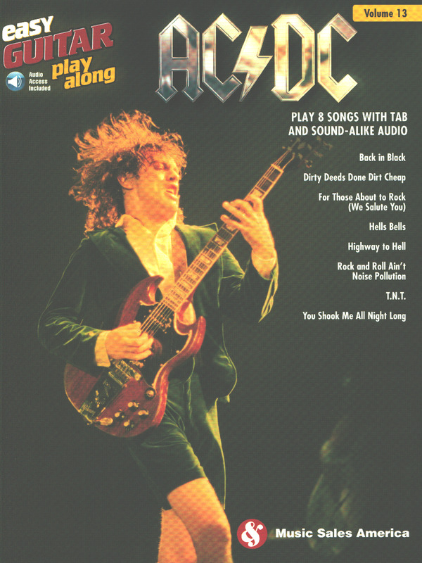AC/DC: Easy Guitar Play-Along Volume 13: AC/DC