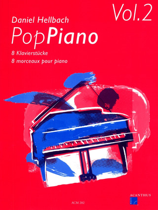 Daniel Hellbach: Pop Piano 2