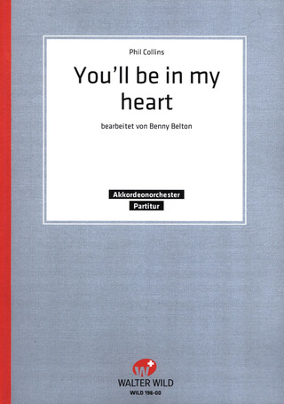 Phil Collins: You'Ll Be In My Heart