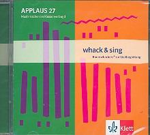 Applaus 27 - Whack + Sing