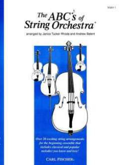 Janice Tucker Rhoda: ABC of String Orchestra