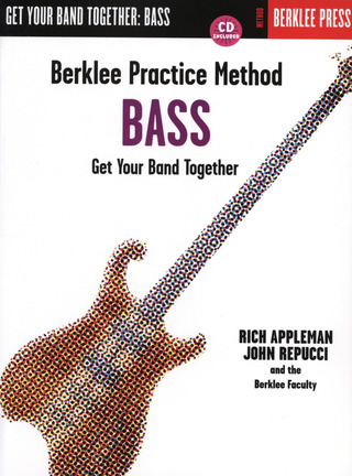 Appleman Rich + Repucci John: Berklee Practice Method Bass Gtr Bk/Cd