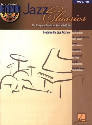 Keyboard Play-Along Volume 19: Jazz Classics
