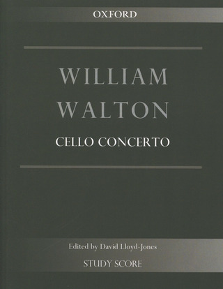 William Walton: Cello Concerto