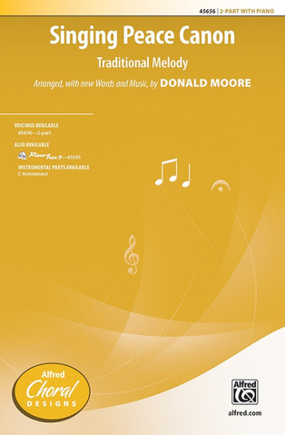 Donald Moore: Singing Peace Canon