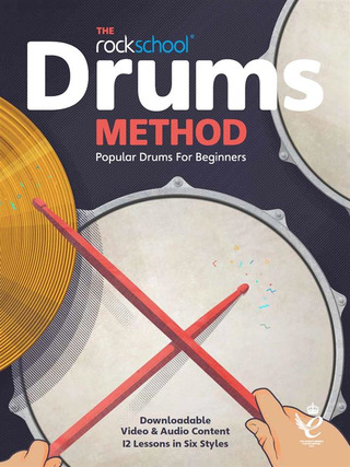The rockschool drums method