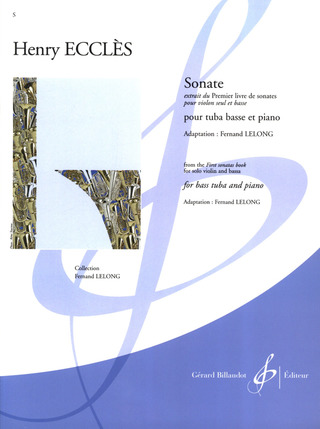 Eccles Henry: Sonate