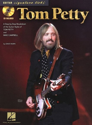 Petty Tom: Guitar Signature Licks: Tom Petty