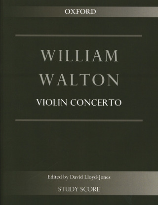 William Walton: Concerto for violin and orchestra