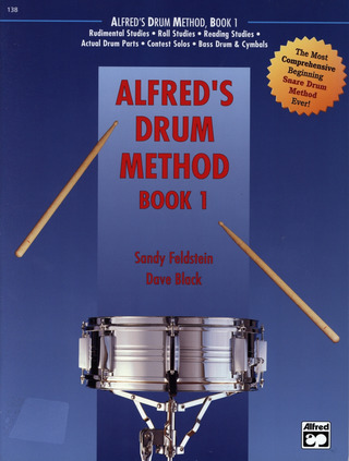 Feldstein Black: Alfred's Drum Method 1
