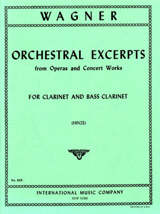 Richard Wagner: Orchestral Excerpts