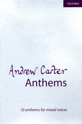 Andrew Carter: Anthems
