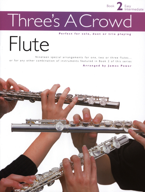 James Power: Three's A Crowd 2 – Flute