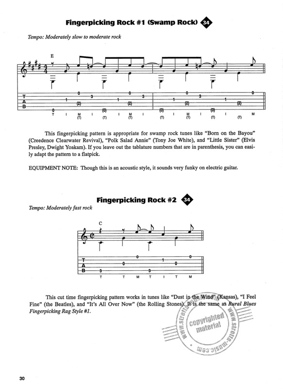 Fred Sokolow: The Dictionary of Strum & Picking Patterns (2)