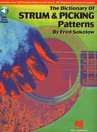 Fred Sokolow: The Dictionary of Strum & Picking Patterns