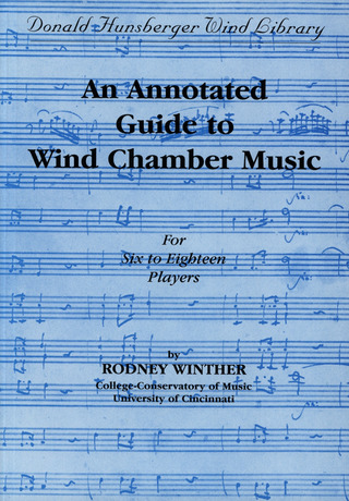Rodney Winther: An Annotated Guide to Wind Chamber Music