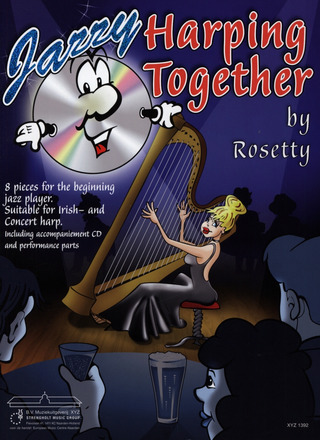 Rosetty y otros.: Jazzy Harping Together