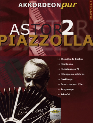 Astor Piazzolla: Astor Piazzolla 2