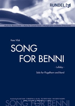 Kees Vlak: Song For Benni