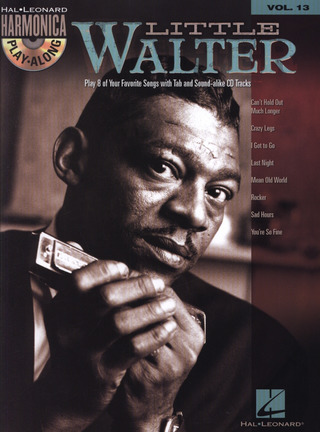 Little Walter: Harmonica Play-Along Volume 13: Little Walter