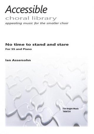Ian Assersohn: No time to stand and stare