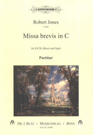 Robert Jones: Missa brevis in C