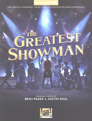 Benj Pasek m fl.: The Greatest Showman