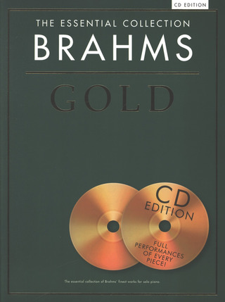 Johannes Brahms: The Essential Collection: Brahms Gold (CD Edition)