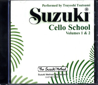 Shin'ichi Suzuki: Cello School 1 + 2