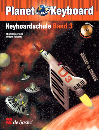Michiel Merkies et al.: Planet Keyboard - Keyboardschule 3