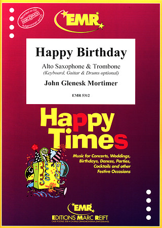 John Glenesk Mortimer: Happy Birthday