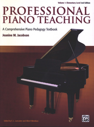 Professional Piano Teaching vol.1