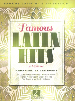 Lee Evans: Famous Latin Hits