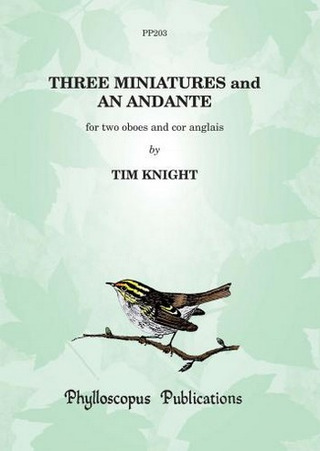 Knight Tim: 3 Miniatures And An Andante