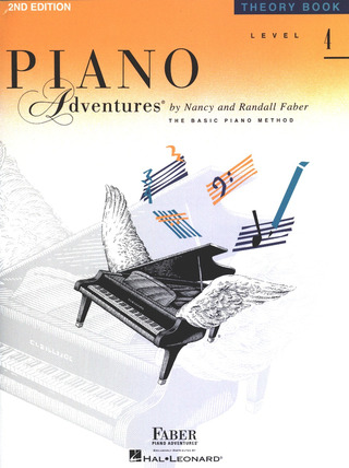 Randall Faber et al.: Piano Adventures 4 – Theory