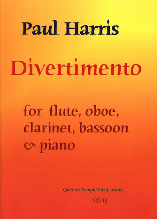 Paul Harris: Divertimento