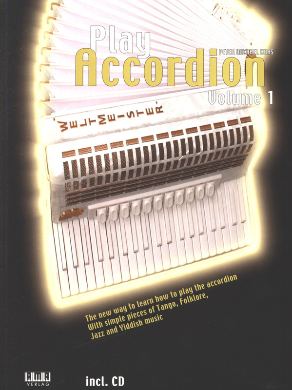 Peter Michael Haas: Play Accordion 1