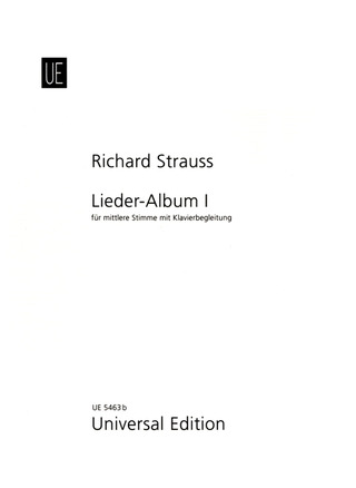 Richard Strauss: Song-Album I