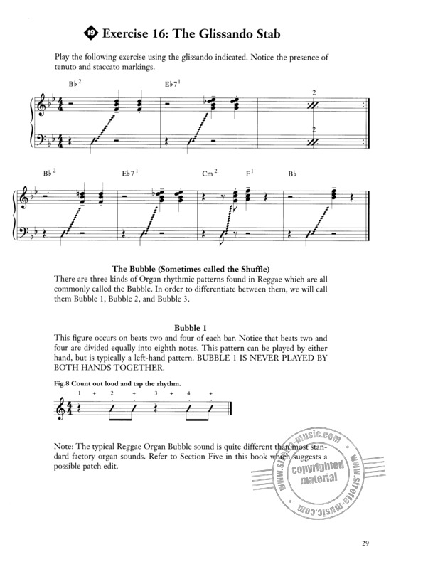 How To Play Reggae Keyboard Book/Cd from Peart Jimmy | buy