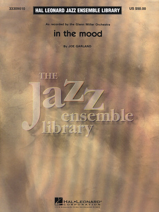 Razaf A. + Garland Joe: In The Mood For Jazz Ensemble