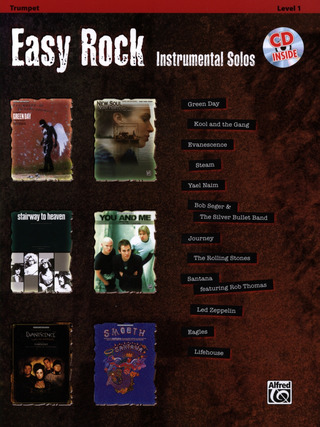 Easy Rock Instrumental Solos