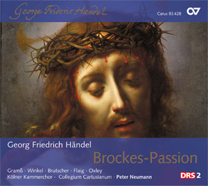 George Frideric Handel: Brockes Passion Hwv 48