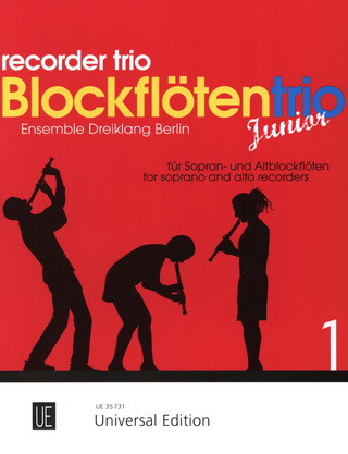 Blockflötentrio Junior Band 1