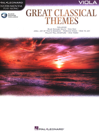 Great Classical Themes – Viola