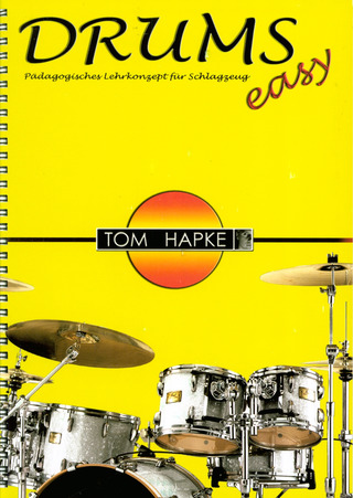 Tom Hapke: Drums easy 1