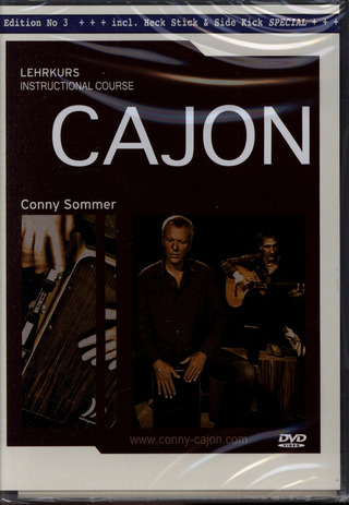 Conny Sommer: Instructional Course Cajon