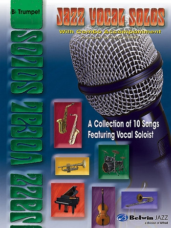 Dave Wolpe: Jazz Vocal Solos