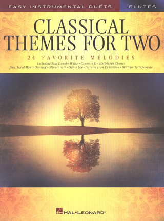 Classical Themes for Two Flutes