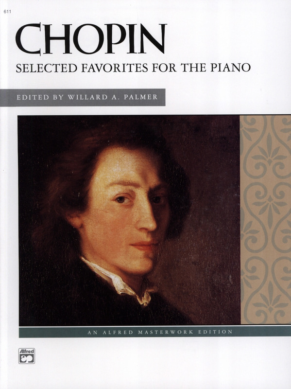Frédéric Chopin: Selected Favorites