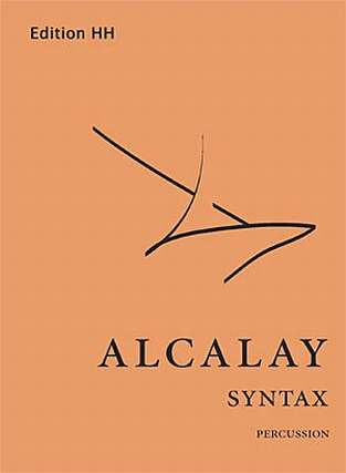 Alcalay Luna: Syntax (1997)